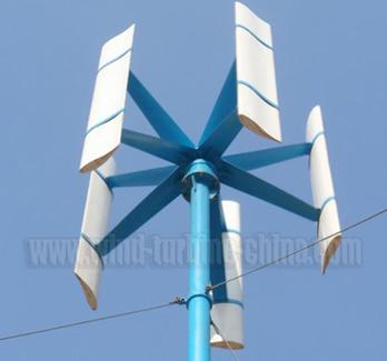 Wind-Turbine-Design.net » Vertical-axis wind turbines