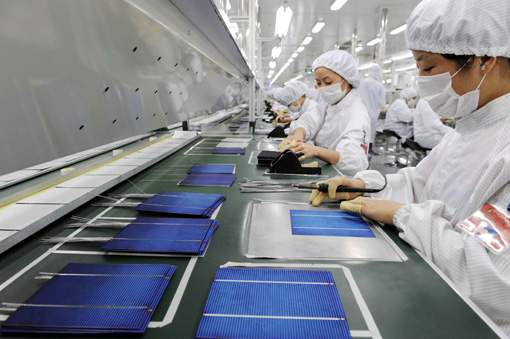 2012 China PV industry development problem