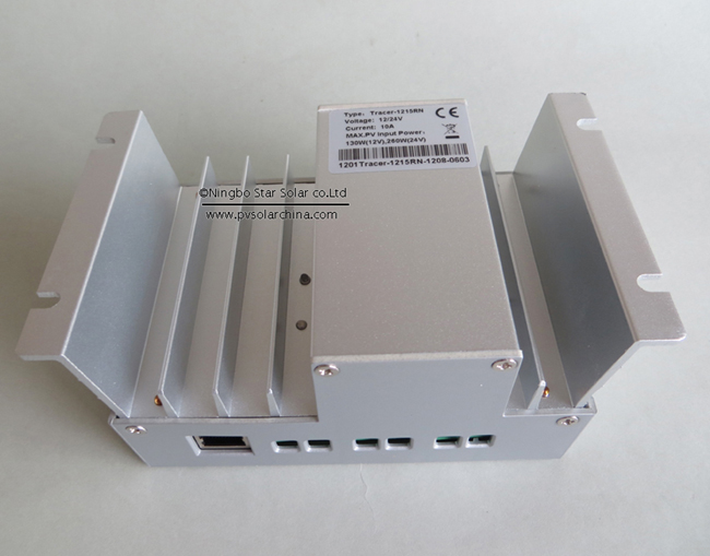Tracer 1215RN EP 10A MPPT Solar Charge Controller