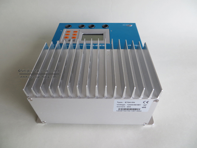 20A 48A eTracer ET6415 MPPT Solar Charge Controller regulators (6)