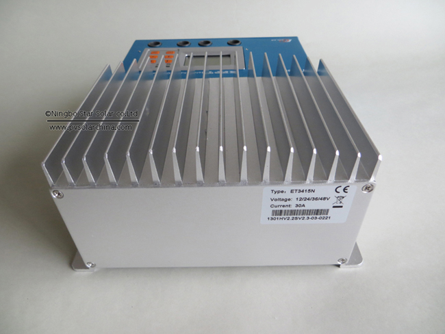 30A 48A eTracer ET3415 MPPT Solar Charge Controller regulators (6)