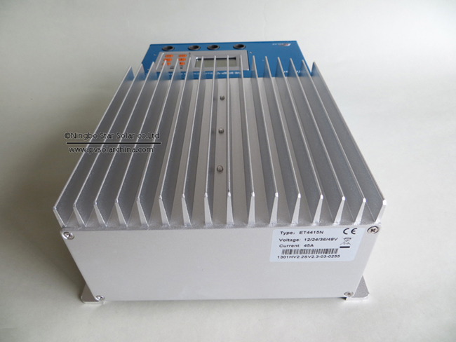 45A 48A eTracer ET4415 MPPT Solar Charge Controller regulators