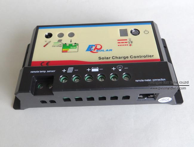 Epipc-com 10A Solar Controller for RVs Narrow boat Caravans Yac (1)
