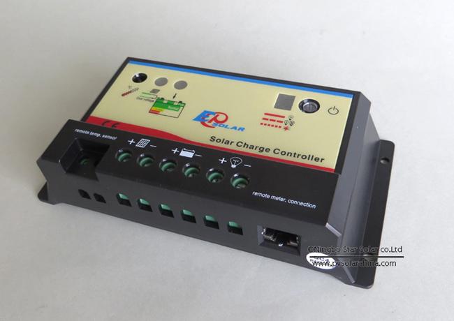 Epipc-com 10A Solar Controller for RVs Narrow boat Caravans Yac (2)