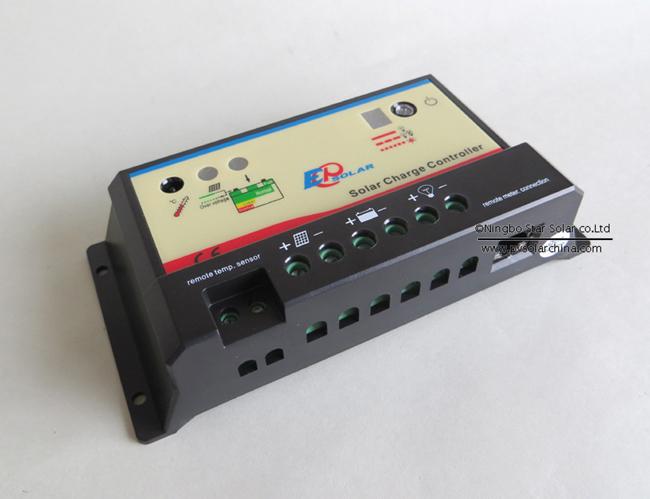 Epipc-com 10A Solar Controller for RVs Narrow boat Caravans Yac (3)