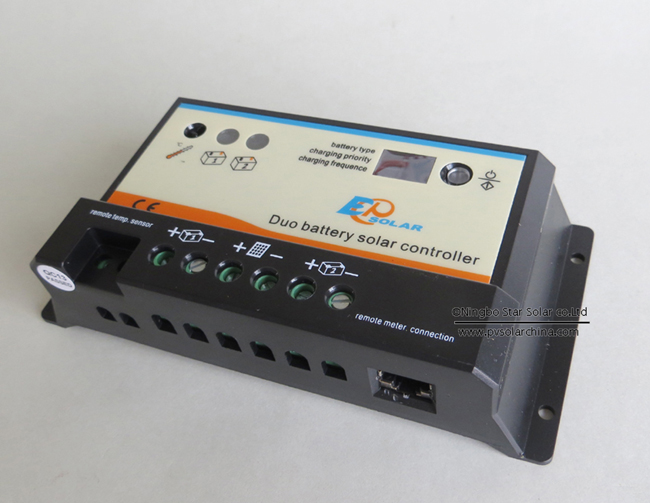 Epipdb-com 10A Dual battery Solar Controller for Golf Cart (2)