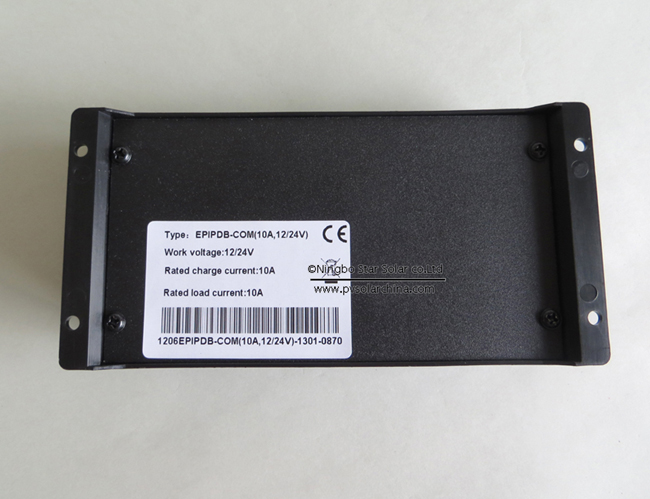 Epipdb-com 10A Dual battery Solar Controller for Golf Cart (5)