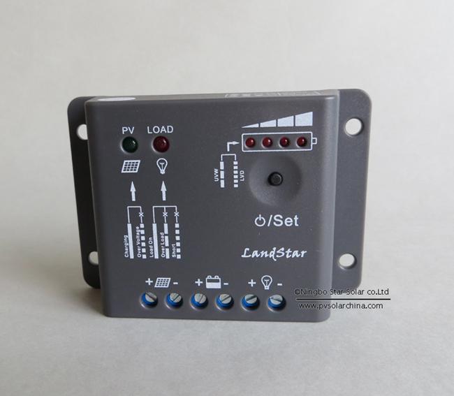 LS0512 LandStar 5A 12V Solar Charge Controller