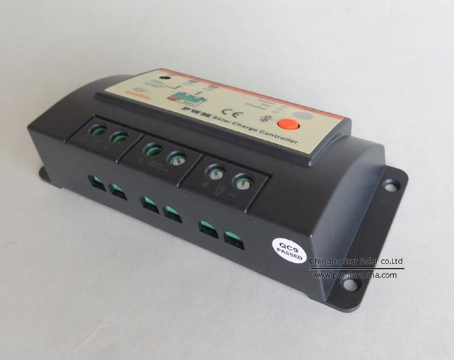 LS1024 Landstar 10A 12V 24V Solar Charge Controller (2)