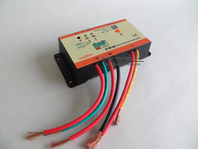 LS1024RP Landstar 10A Waterproof Solar light Controller (2)