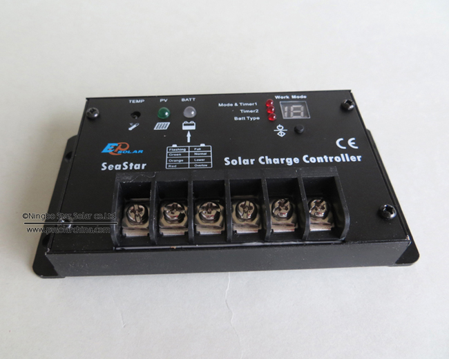 SS1024R 10A 12V 24V SeaStar Solar controller for lamp (1)