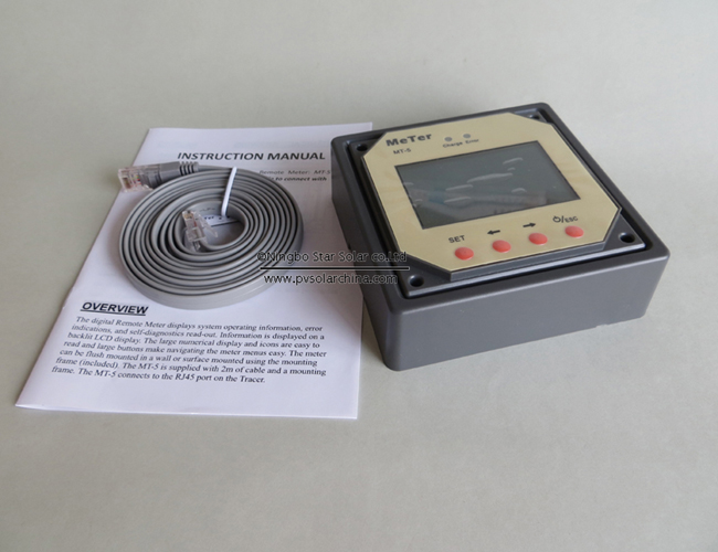 Tracer 1210RN  EP MPPT Solar Charge Controller (4)