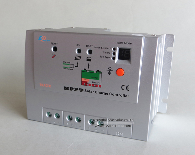 Tracer 1210RN  EP MPPT Solar Charge Controller