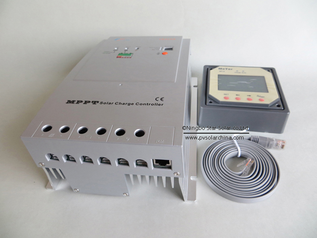 Tracer 3215RN EP 30A MPPT Solar Charge Controller (6)