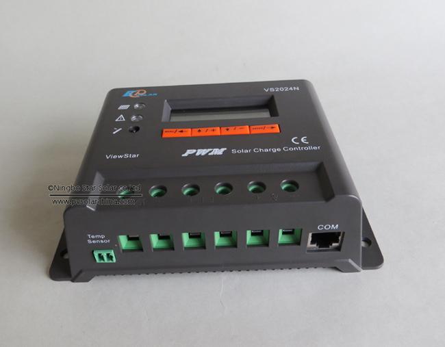 VS1024N 10A 12V 24V LCD ViewStar Solar Controller (1)