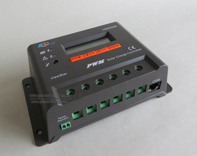 VS1024N 10A 12V 24V LCD ViewStar Solar Controller (3)