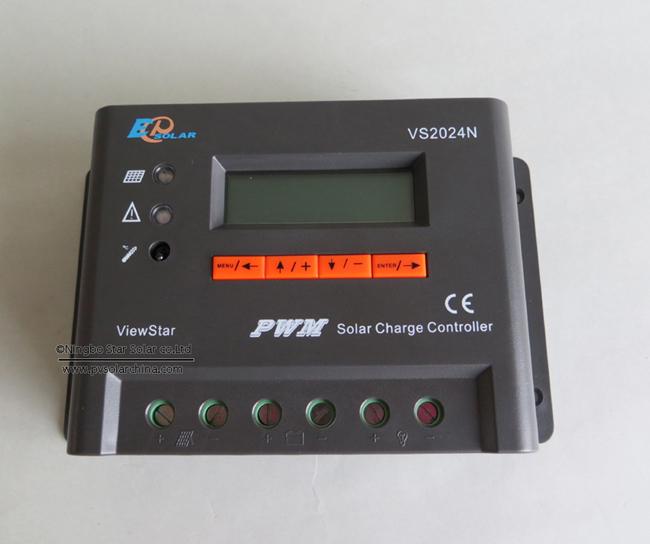 VS1024N 10A 12V 24V LCD ViewStar Solar Controller (4)