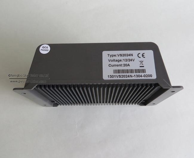 VS1024N 10A 12V 24V LCD ViewStar Solar Controller (5)