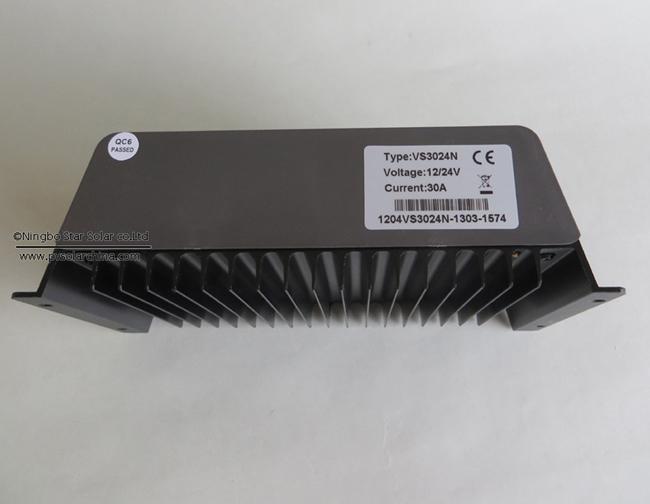 VS3024N 30A 12V 24V LCD ViewStar Solar Controller (4)