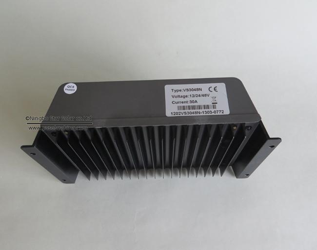 VS3048N 30A 48V LCD ViewStar Solar Charge Controller (4)