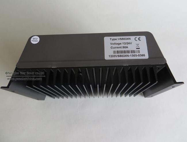 VS5024N 50A 12V 24V LCD ViewStar Solar Controller (5)