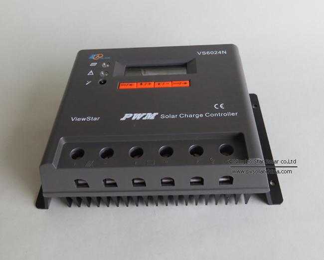 VS6024N 60A 12V 24V LCD ViewStar Solar Controller (1)